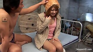 chinese chick gets romped and creamed