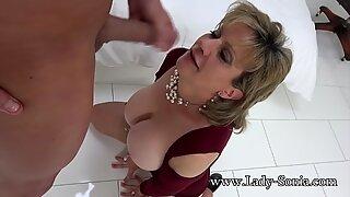 lady suck