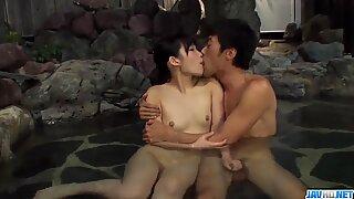 Steamy porn moments along naked wife, Yui Kasugano - More at javhd.net
