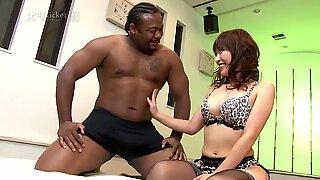 Asian black dick