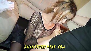 Skank Thai With Warm Wet Fuck Hole