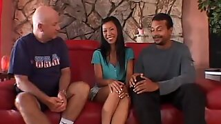 Interracial Swingers MILF and Real Hubby